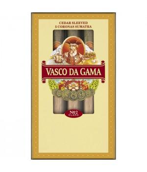 """Siger Vasco Da Gama Coronas №2 Claro""""5"""
