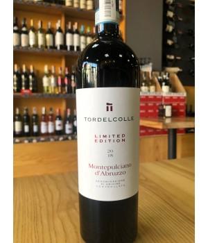 Вино Tor Del Colle Montepulciano Limited Edition чер. н/сухе 0,75 л