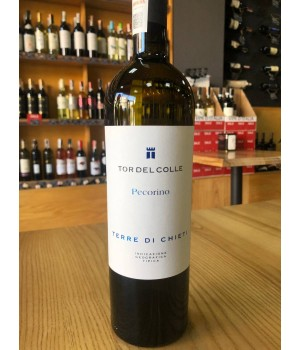 Вино Pecorino Tor Del Colle біле н/сухе 0,75 л