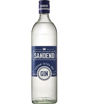 Gin Sandend Extra Dry 700ml