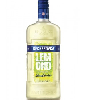 Liqour Becherovka Lemond 1000ml
