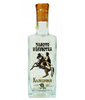 Vodka Zoloto Polubotka Classic 500 ml