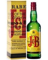 Віскі J&B Rare 4 р. витримки 0,7 л