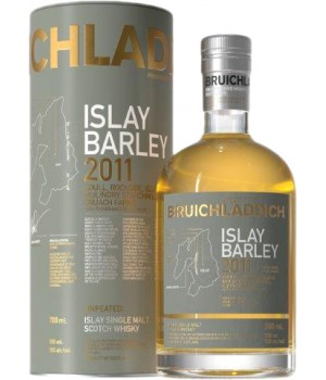 "Віскі Bruichladdich ""Islay Barley 2011""0.7л."