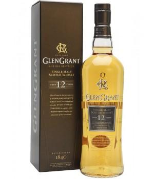 Whiskey Glen Grant 12 Y.O. 700ml