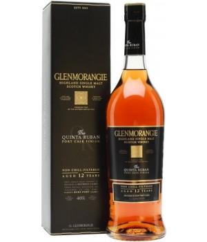 Whiskey Glenmorangie Quinta Ruban (in box), 700ml