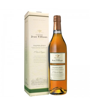 Cognac Jean Fillioux Napoleon  (in box), 700ml