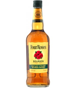 Bourbon Four Roses, 700 ml