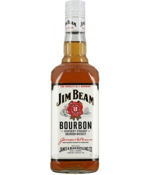 Bourbon Jim Beam, 700ml