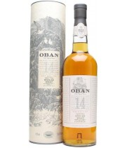 Whiskey Oban 0,7 l.