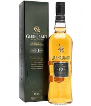 Whiskey Glen Grant 10 Y.O. (in box), 700ml