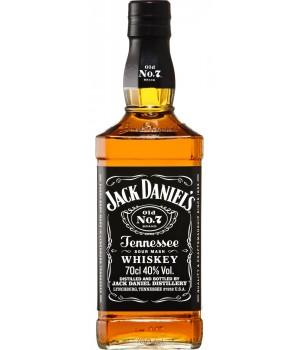 Tennessee whiskey Jack Daniels 700ml